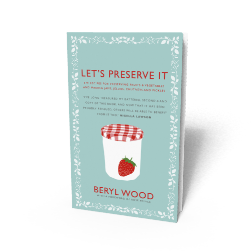 Lets Preserve It Beryl Wood